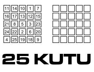 25 Kutu