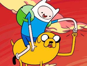 Adventure Time Hazine Peşinde