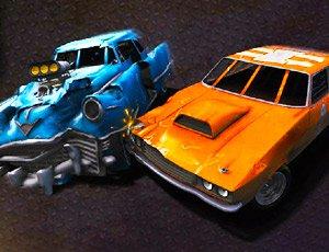 Çarpışan Arabalar Sarayı