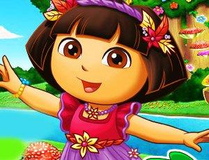 Dora Büyülü Orman Macerası
