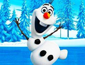 Karlar Ülkesi Olaf