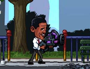 Obama Uzaylılara Karşı